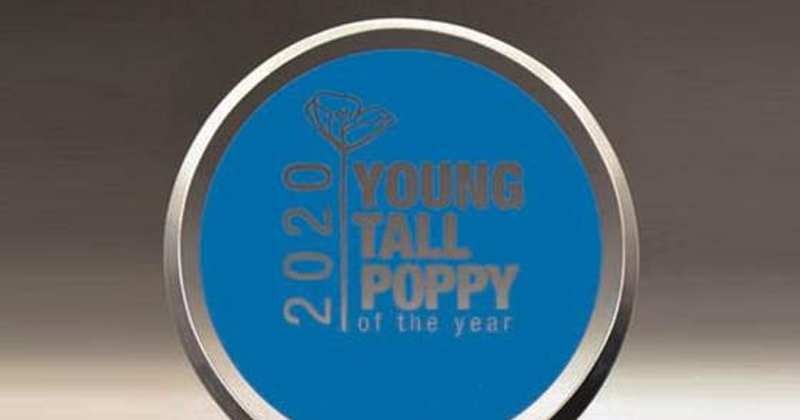 Young Tall Poppy of the Year